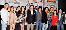 'Housefull 2' Cast and Crew at film's Trailer Launch