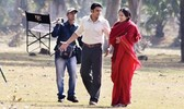 Ranveer and Sonakshi Shoot for 'Lootera' in a small village of West Bengal