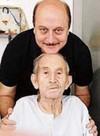 Anupam Kher's father Pushkar Nath Kher passes away