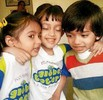 Farah Khan's triplets turn four