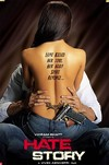 Mystery Girl's Dare Bare Act for 'Hate Story' Poster