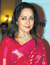 Hema Malini: My son-in-law is very good looking!