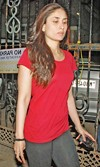Why does Kareena Kapoor look Upset?