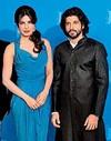 Priyanka Chopra and Farhan Akhtar attend Berlin Film Festival