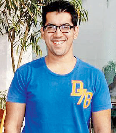 Rohit Dhawan is All Set