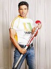 Suniel Shetty is the Lucky Mascot for Indian Hockey