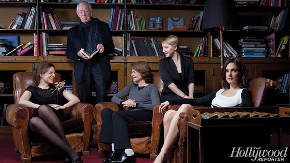 Berlin 2012: Film Festival Actors Roundtable