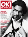 Arjun Rampal on the cover of 'OK' Magazine