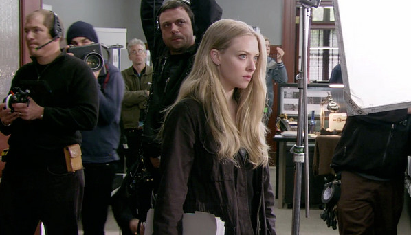 Amanda Seyfried on Playing the Masochistic Kidnapping Victim in 'Gone'