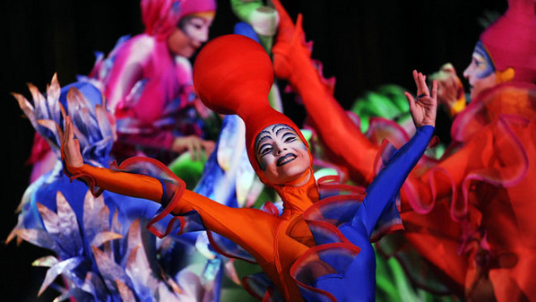 'Cirque du Soleil: Worlds Away' to Hit Theaters Dec. 21, 2012