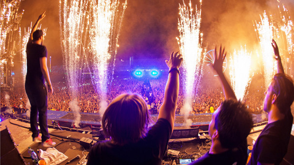 Electric Daisy Carnival Heading to New York