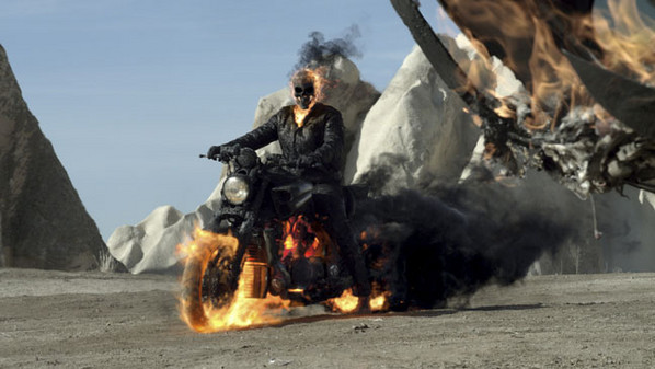 'Ghost Rider' Hopes to Burn Competition Over Presidents Day Weekend