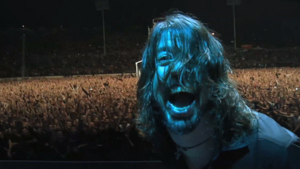 Foo Fighters 'These Days' Video Features Footage From Earthquake-Triggering Concert