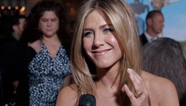 Jennifer Aniston Talks Reuniting with Paul Rudd for 'Wanderlust'