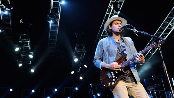 John Mayer Sets Tour Dates, Previews New Single