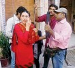 Karisma Kapoor On the Sets of 'Dangerous Ishq' in Rajasthan