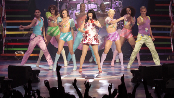 Katy Perry in Talks With Paramount For 3D Movie