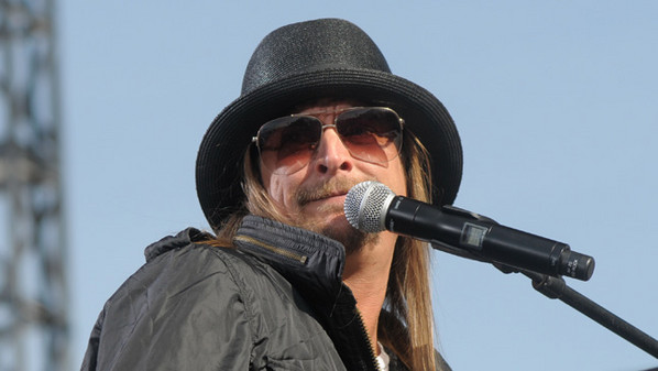 Kid Rock Teams With Detroit Symphony Orchestra for Benefit Concert