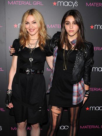 Madonna Cuts Daughter Lourdes From 'W.E.' Scene