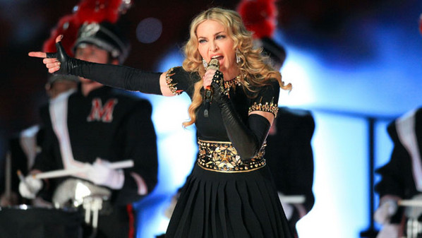 Madonna Releases New Single 'Girl Gone Wild'