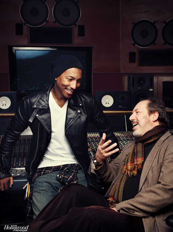Oscars 2012: Hans Zimmer and Pharrell Williams Pair Up as the Show's Secret Weapon