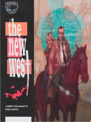 'The New West' Headed to the Big Screen