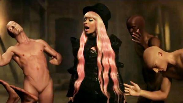 Nicki Minaj Life-Size Barbie Brought to Life in 'Turn Me On' Video