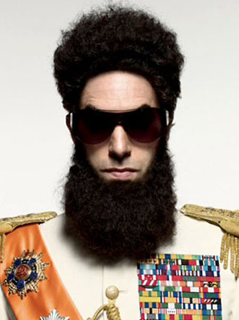 Sacha Baron Cohen's 'The Dictator' Super Bowl Spot Hits the Web