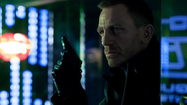James Bond 'SkyFall' First Image Featuring Daniel Craig Hits the Web