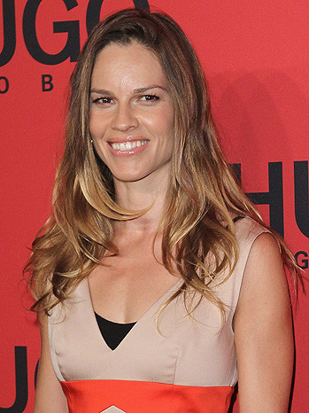 Chechen Leader Asks Hilary Swank for Proof of Charitable Donation