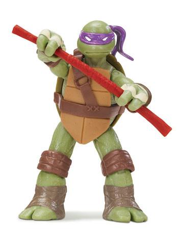 Viacom's Nickelodeon to Put Spotlight on New 'Teenage Mutant Ninja Turtles' at Toy Fair