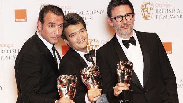 'The Artist' Rules at the BAFTA Awards