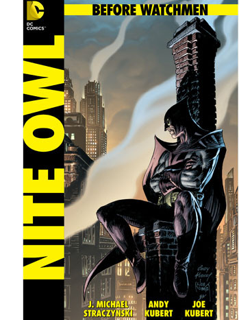 DC Entertainment Returning to 'Watchmen' with 7-Book Prequel Series