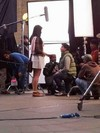 Katrina and Shah Rukh On the Sets of YRF's Next