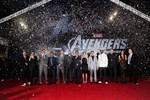 The Avengers Opening Day Nett At $80.5 Million!